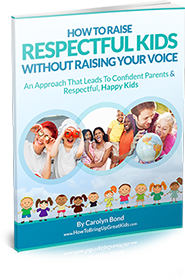 Picture of Ebook How To Raise Respectful Kids Without Raising Your Voice