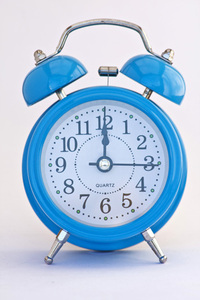 blue-clock-with-alarm-1414039