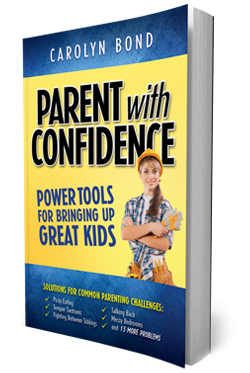 Parent with Confidence ebook cover